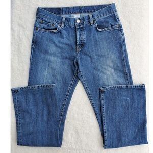Lucky Brand Dungarees Denim Jeans Sz 8/29